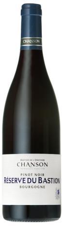 Bourgogne Pinot Noir Réserve du Bastion 2017